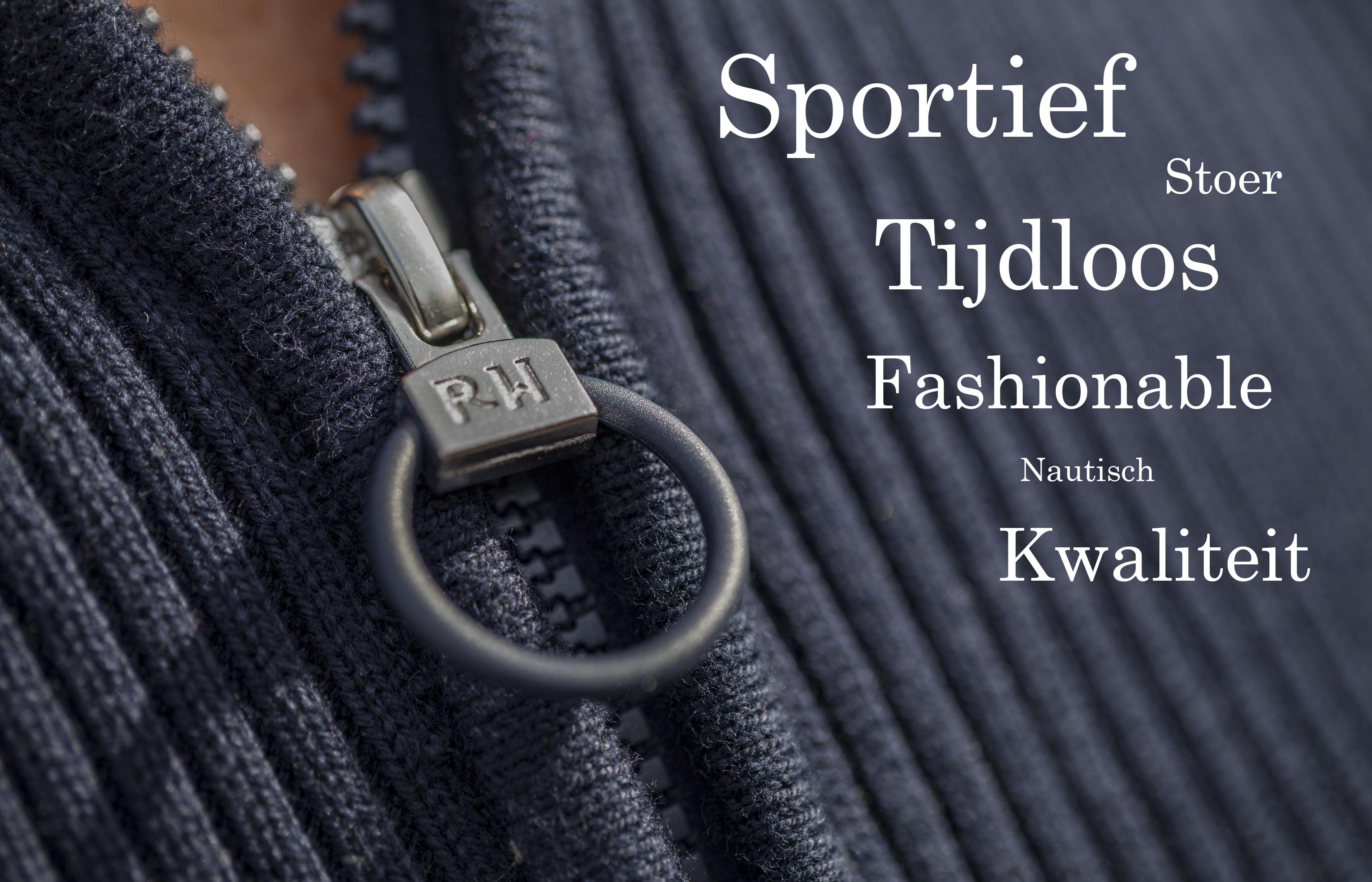 Sportief / Stoer / Tijdloos / Fashionable / Nautisch / Kwaliteit